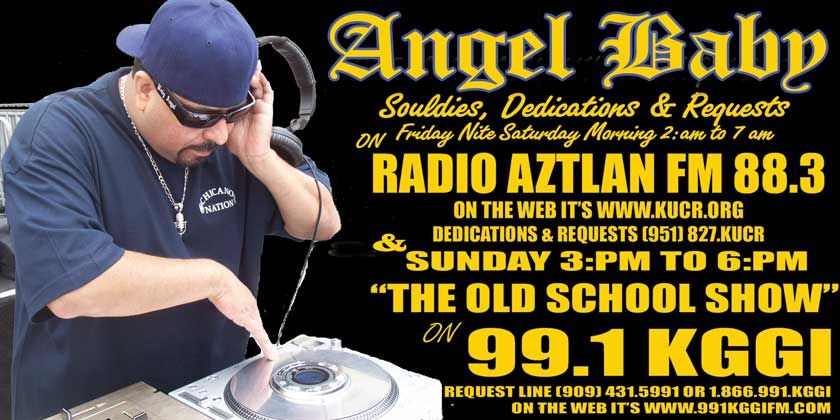 THE ANGEL BABY SHOW